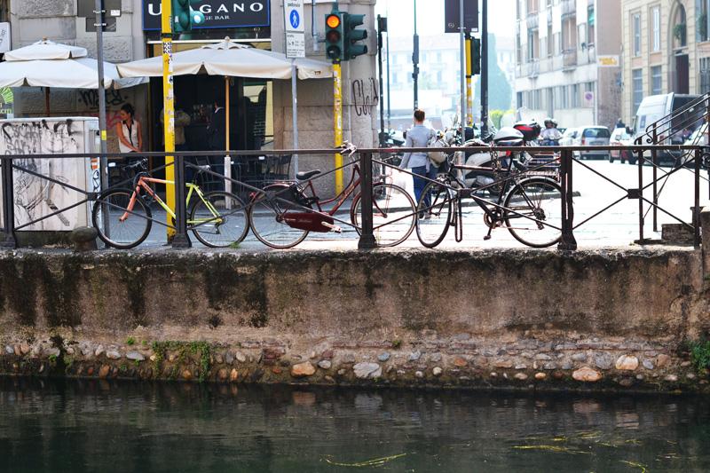 navigli milan bikes