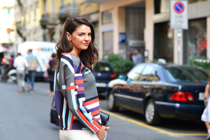 stylissim milan street style