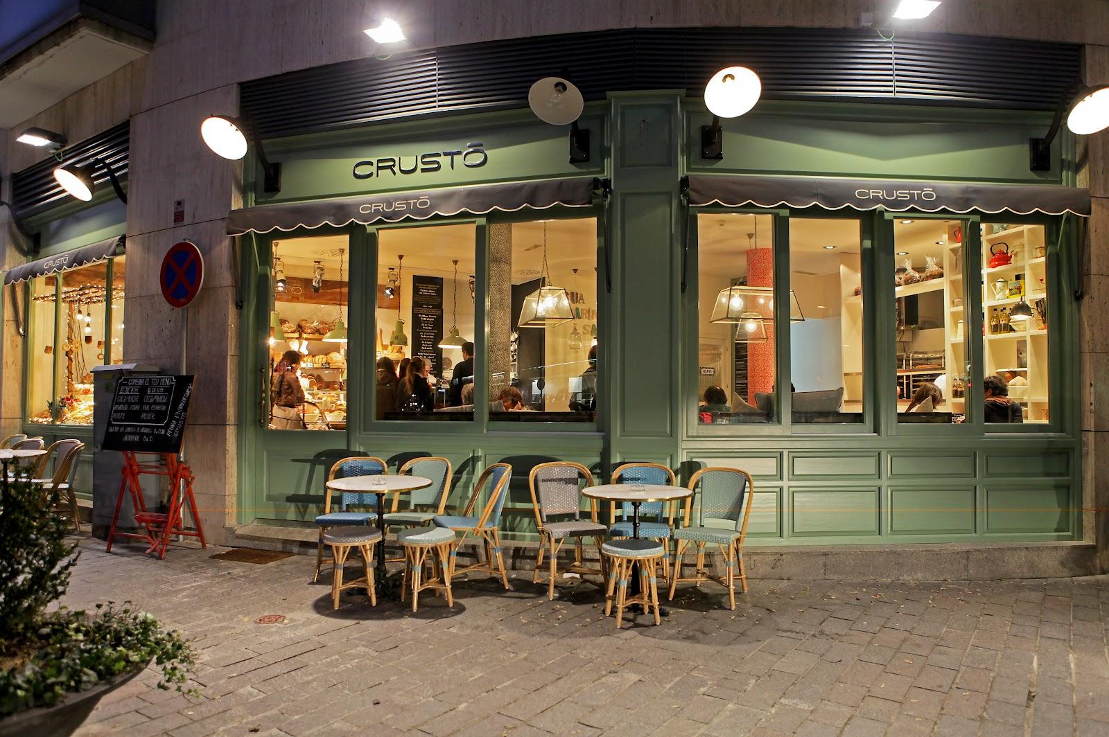 De caf s t s delicatessen lifestyle sweet and greta - Muebles sant cugat ...