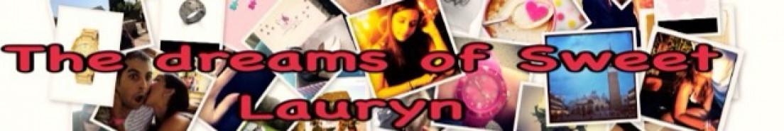 The dreams of Sweet Lauryn