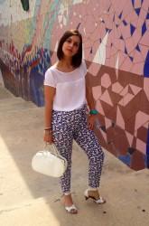 Working girl: Flowered Pants-1129-lauryn84