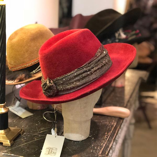 Sombrero de T.ba