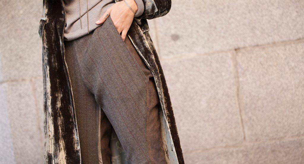 Pantalones bombachos