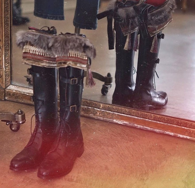 botas altas tba