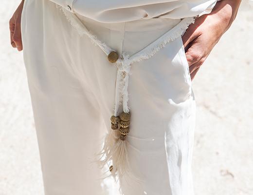 Pantalón de novia T.ba