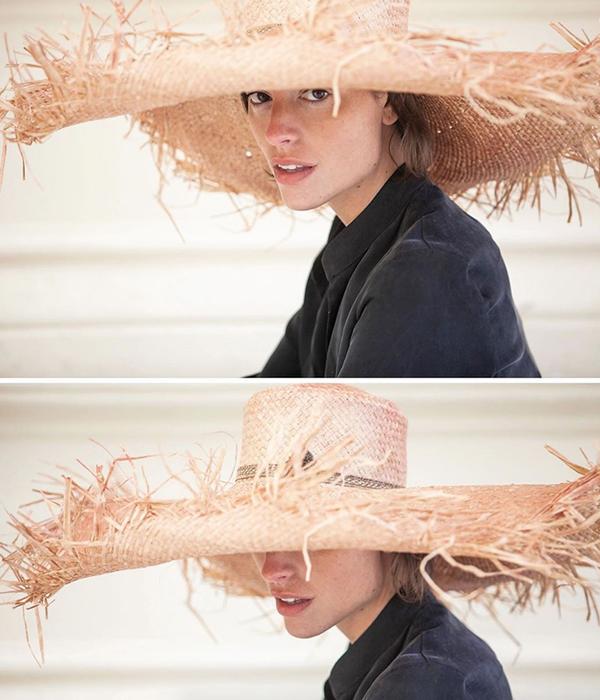 sombrero de rafia tba