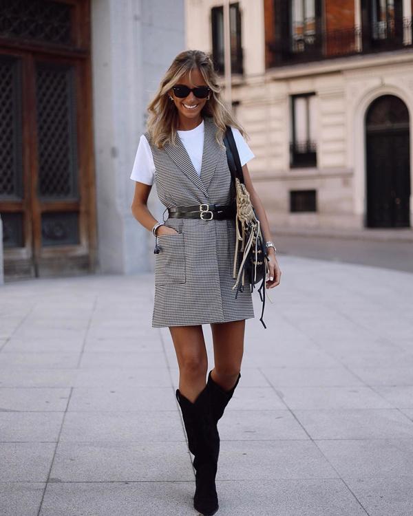 chalecos de vestir Paula Argüelles
