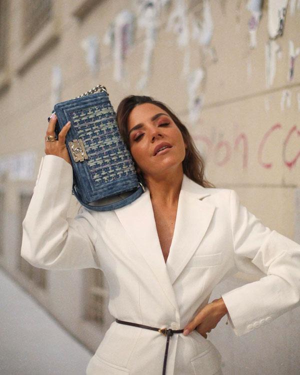 blazers blancos Paula Ordovás