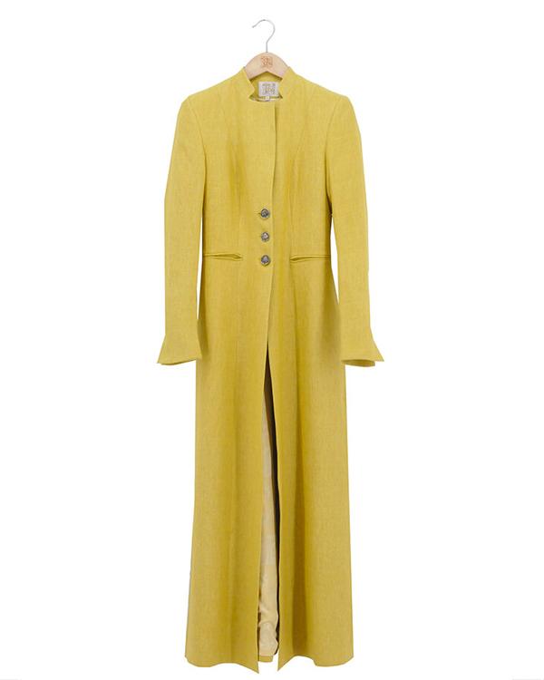 prendas amarillas T.ba abrigo