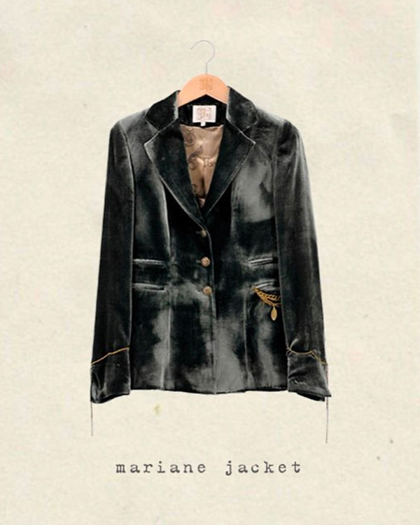 mariane jacket Tba
