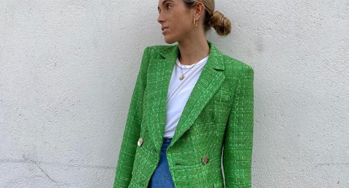 claudia parras color verde