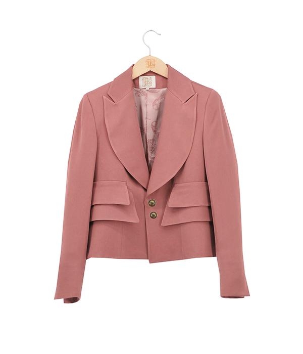 americana color rosa