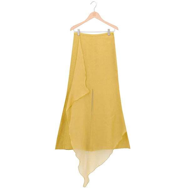 Falda allegro amarilla tba