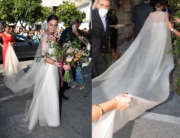 © Gtresonline claudia osborne vestido de novia de T.ba