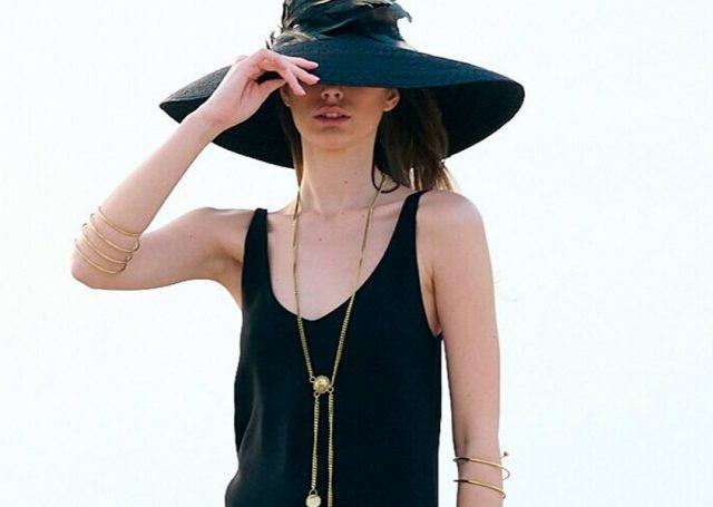 El vestido negro que querrás para este verano