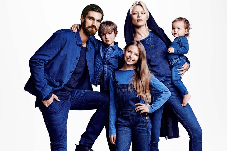 'Go green wear blue' la línea Conscious Denim de H&M-28-agarciarsu