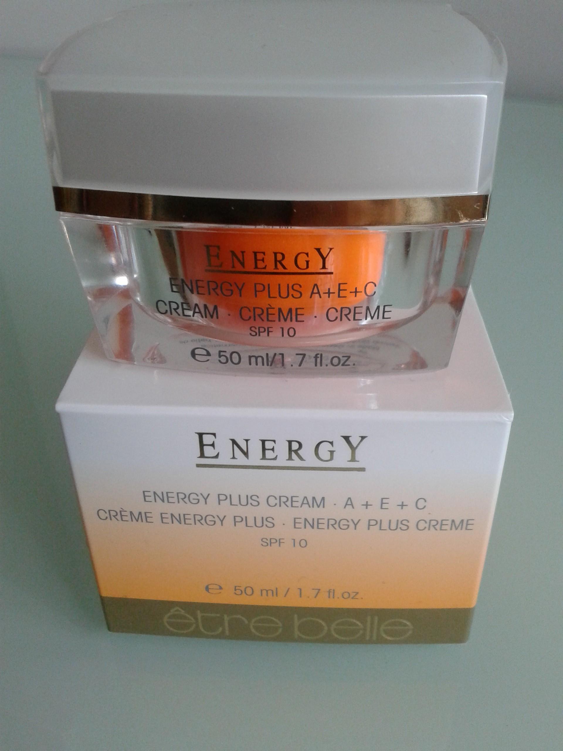 Energy Plus Cream A+E+C-2923-olgako