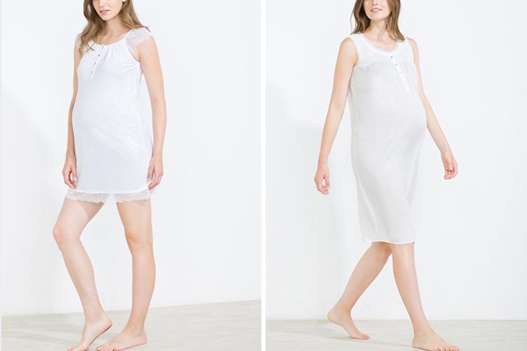 fae440b8c moda premamá-womens secret-valle real-camisones