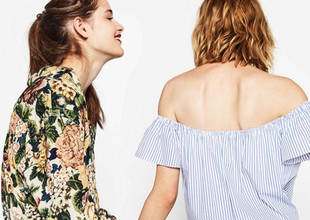 Camisas de Zara: las novedades que triunfan