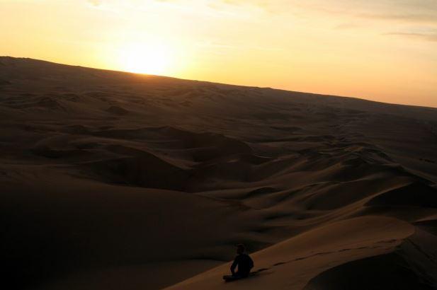 Huacachina - Oasis en el medio del desierto