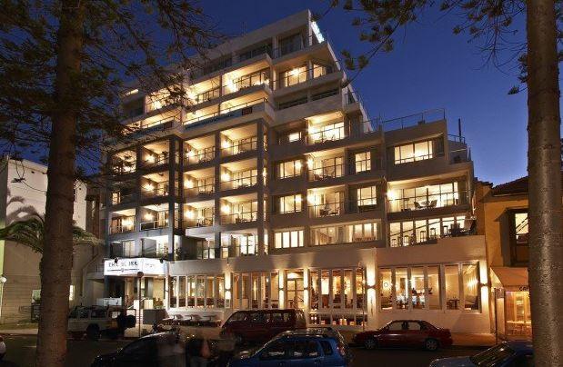 El hotel de lujo Sebel Manly Beach en la playa, con 2 piscinas al aire libre-76-12maria
