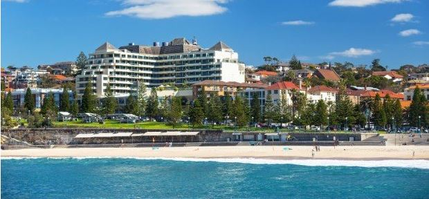 Crowne Plaza Coogee Beach Water Front Este hotel con piscina al aire libre-73-12maria