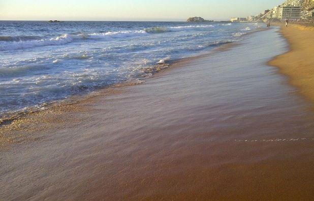 chile playa