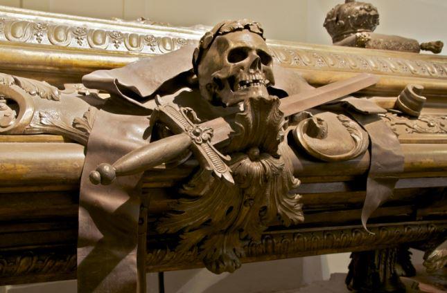 Cripta Imperial de Viena (Kaisergruft)-241-12maria