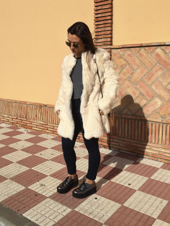 Coat look