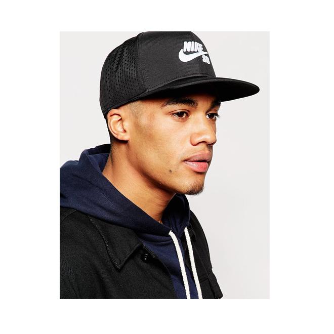 Gorra negra de Nike