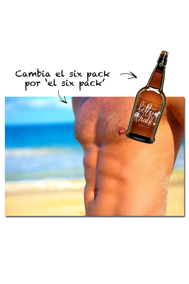 Consigue tu \'six pack\'