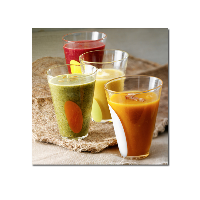Alimentos y bebidas depurativas