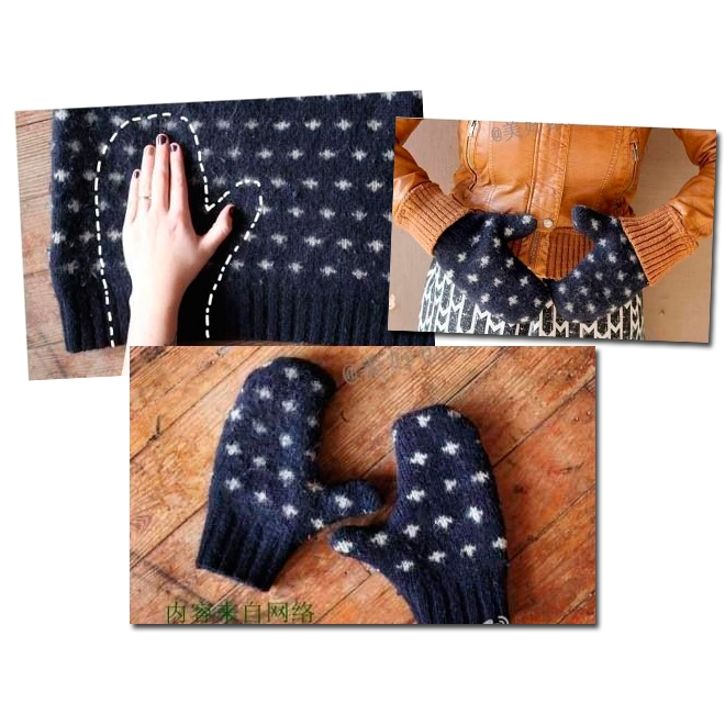Guantes Do it yourself!