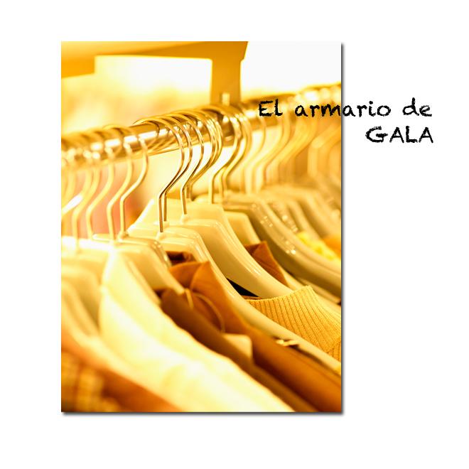 El closet de Gala González