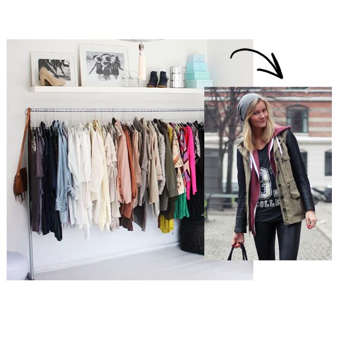 El closet de Passions for fashion