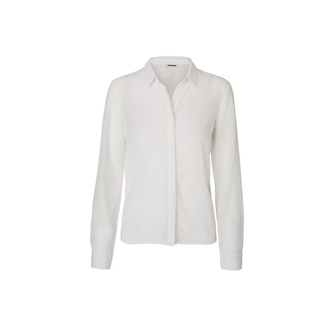 Camisa clásica blanca