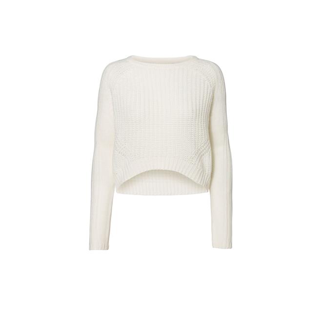 Jersey blanco corto