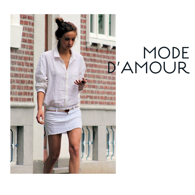 Mode d\'amour