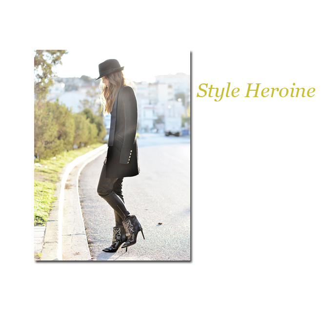 Style heroine blog