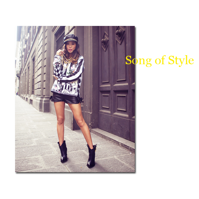 Song of Style blog