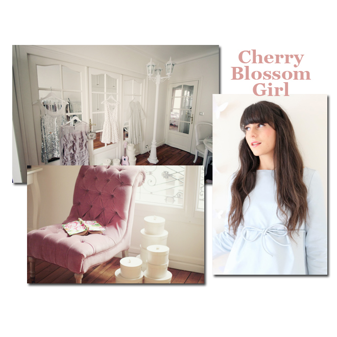 En casa de Cherry Blossom Girl