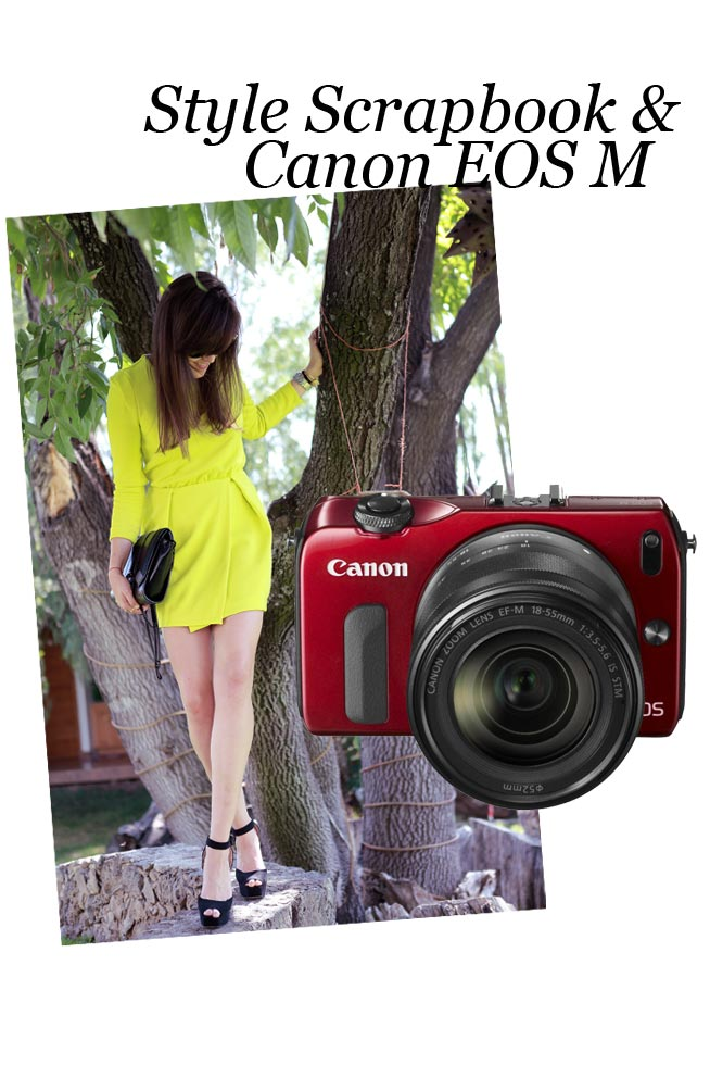 Style Scrapbook & Canon EOS M
