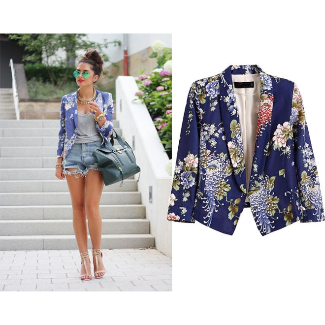 Fashion Hippie Loves & Blazer