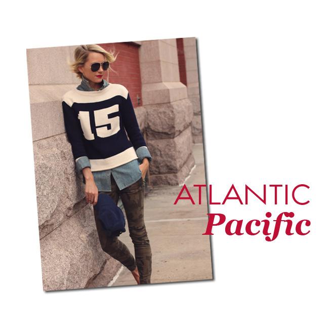 Atlantic Pacific & Sport