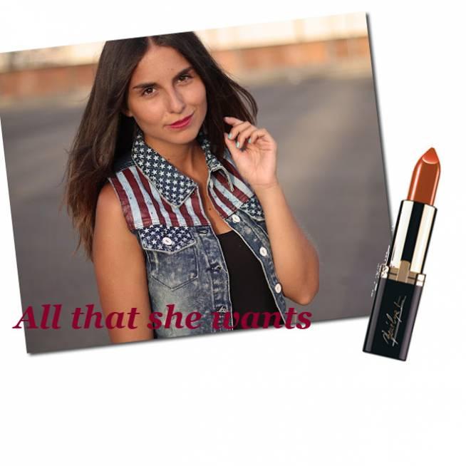 Bloggers love lipstick