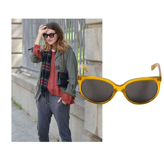 Las gafas de My daily style