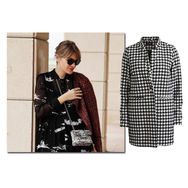 El abrigo de My daily style