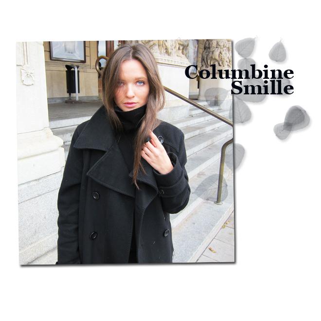 Columbine Smille estilista