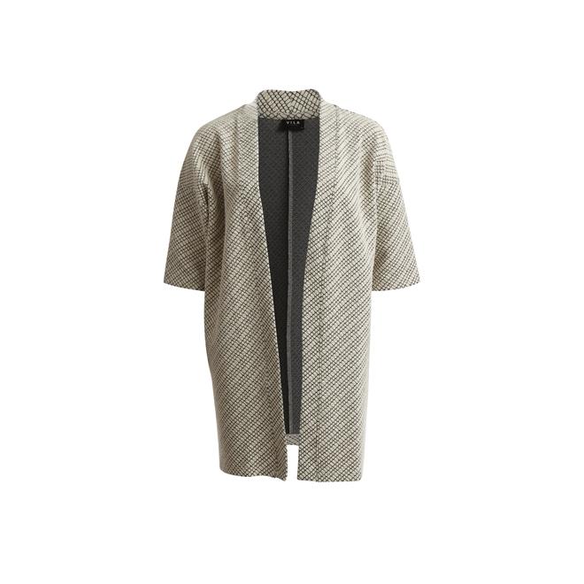 Kimono texturizado