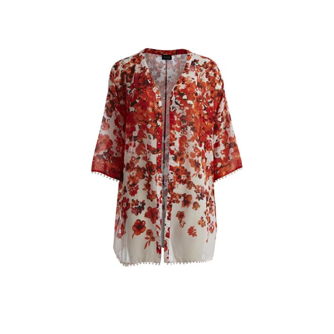 Kimono primaveral